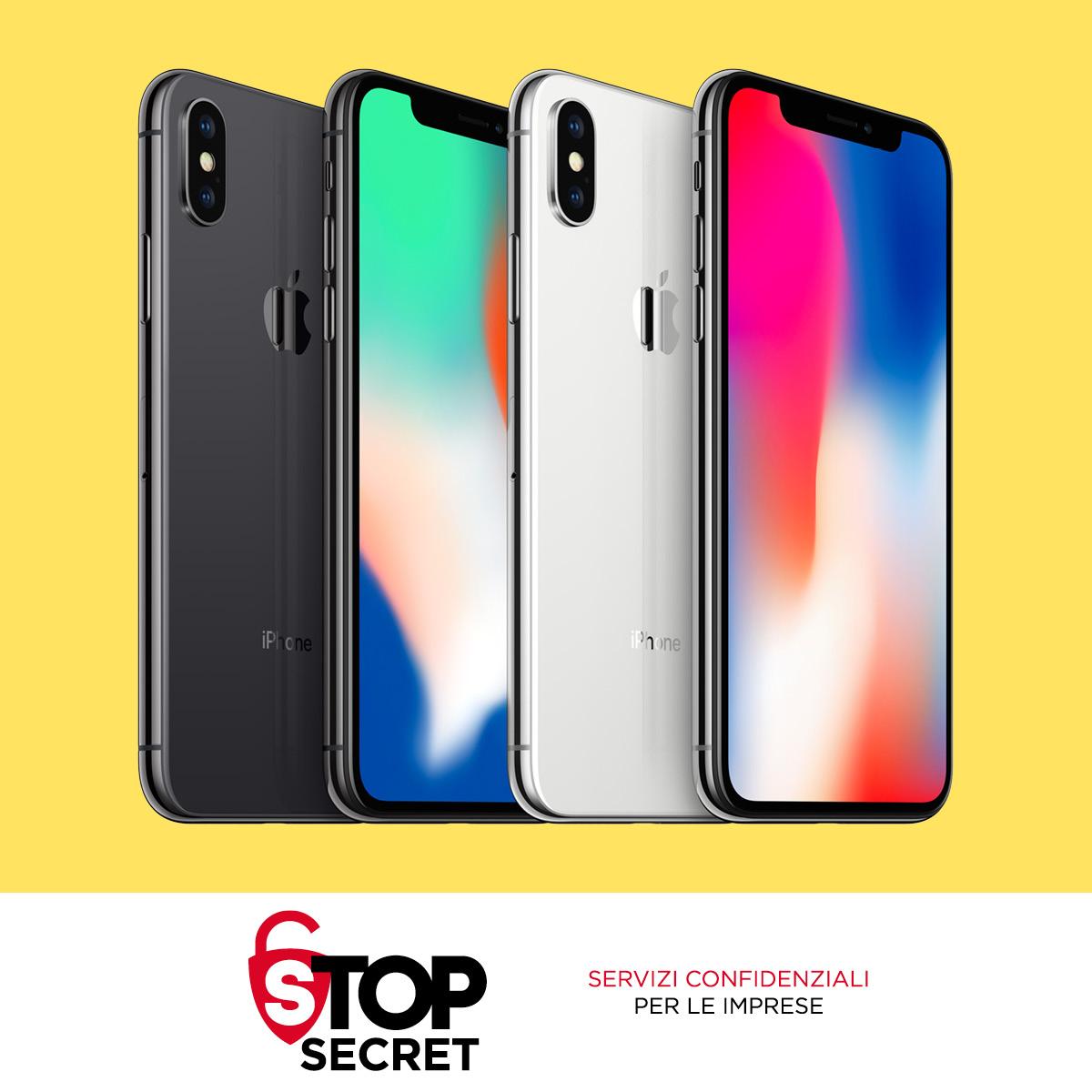 offerta iphone X